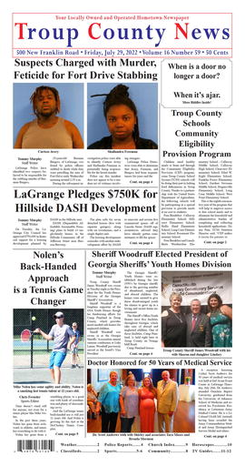 Troup County News | Troup County News